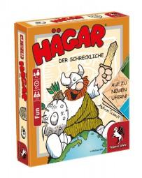 Hägar, der Schreckliche - Auf zu neuen Ufern (Spieldeckelspiel)