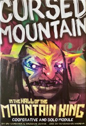 In the hall of the Mountain King (englisch) - Cursed Mountain Expansion