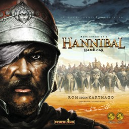 Hannibal & Hamilcar deutsch - versandkostenfrei