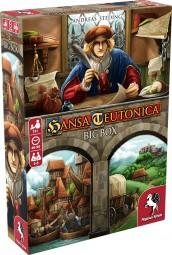 Hansa Teutonica - Big Box (deutsch / englisch)