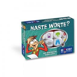 Haste Worte - Das wortreiche Würfelspiel