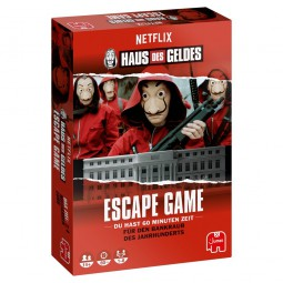 Haus des Geldes - Escape Game (deutsch)