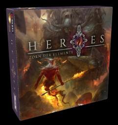 Heroes - Zorn der Elemente