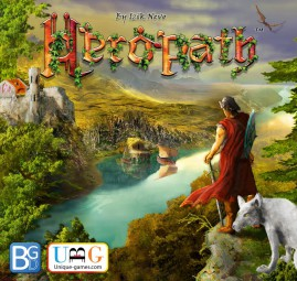 Heropath: Dragon Roar incl. 2 Expansions (englisch)