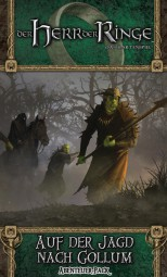 Herr der Ringe - Das Kartenspiel - Auf der Jagd nach Gollum Pack