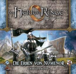 Herr der Ringe - Das Kartenspiel - Die Erben von Numenor Erweiterung