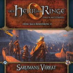 Herr der Ringe - Das Kartenspiel - Sarumans Verrat Erweiterung