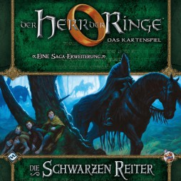 Herr der Ringe - Das Kartenspiel - Die Schwarzen Reiter Erweiterung