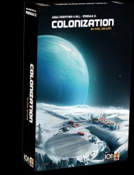 High Frontier 4 all (englisch) - Module 2 - Colonization