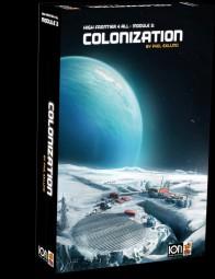 High Frontier 4 all (englisch) - Module 2 - Colonization