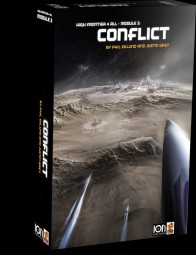 High Frontier 4 all (englisch) - Module 3 - Conflict