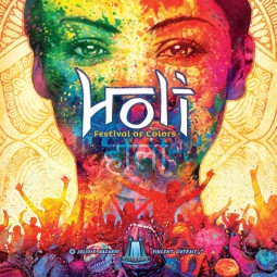 Holi:Festival of Colors (englisch)