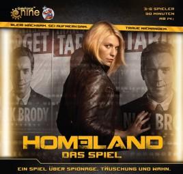 Homeland - Das Spiel