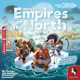 Imperial Settlers - Empires of the North (deutsch)