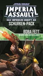 Star Wars - Imperial Assault - Boba Fett Erweiterung