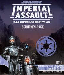 Star Wars - Imperial Assault - BT-1 und 0-0-0 Erweiterung