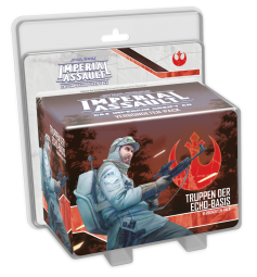 Star Wars - Imperial Assault - Truppen der Echo-Basis Erweiterung