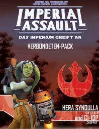 Star Wars - Imperial Assault - Hera Syndulla und C1-10P Erweiterung
