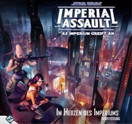 Star Wars - Imperial Assault - Im Herzen des Imperiums Erweiterung