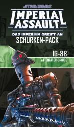 Star Wars - Imperial Assault - IG-88 Erweiterung