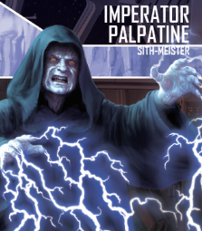 Star Wars - Imperial Assault - Imperator Palpatine Erweiterung