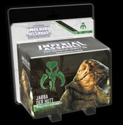 Star Wars - Imperial Assault - Jabba der Hutt Erweiterung