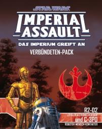 Star Wars - Imperial Assault - R2-D2 und C-3PO Erweiterung