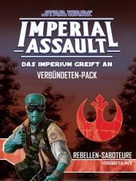 Star Wars - Imperial Assault - Rebellensaboteure Erweiterung
