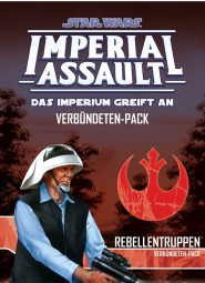 Star Wars - Imperial Assault - Rebellentruppen Erweiterung