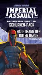 Star Wars - Imperial Assault - Hauptmann der Roten Garde Erweiterung