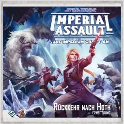 Star Wars - Imperial Assault - Rückkehr nach Hoth Erweiterung