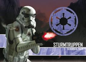 Star Wars - Imperial Assault - Sturmtruppen Erweiterung