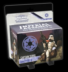 Star Wars - Imperial Assault - Captain Terro Erweiterung