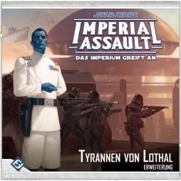 Star Wars - Imperial Assault - Tyrannen von Lothal Erweiterung