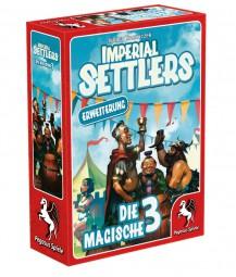 Imperial Settlers - Die magische 3 Erweiterung
