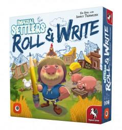 Imperial Settlers - Roll & Write deutsch