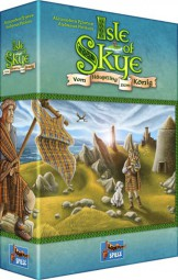 Isle of Skye (deutsch) mit Promo-Tableau