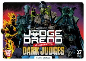 Judge Dredd: Helter Skelter - Dark Judges Expansion