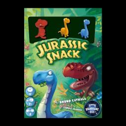 Jurassic Snack (deutsch) mit Promos-Copy