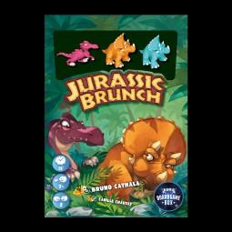Jurassic Brunch (deutsch) mit Promos