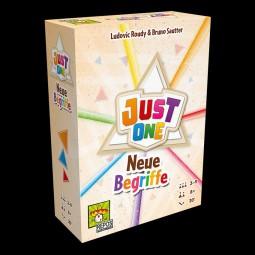 Just one (deutsch) - Neue Begriffe Erweiterung
