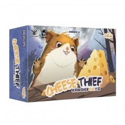 Käsedieb / Cheese Thief (deutsch / englisch)