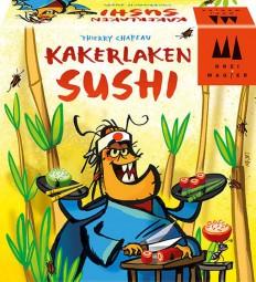 Kakerlaken Sushi