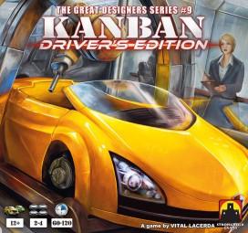 Kanban - Drivers Edition