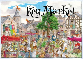 Key Market - Second Edition (deutsch / englisch)