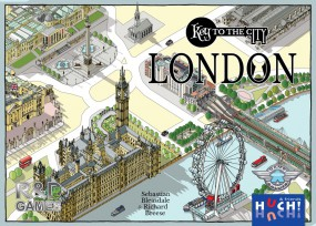 Key to the city - London (deutsch)