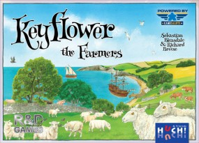 Keyflower - The Farmers Erweiterung