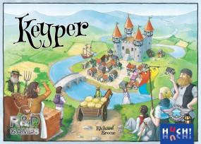 Keyper (deutsch) - Standard Edition - versandkostenfrei