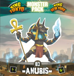 King of Tokyo Neuauflage - Monster Pack Anubis Erweiterung