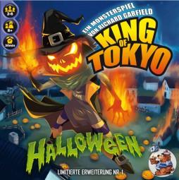 King of Tokyo - Halloween Erweiterung (deutsch)